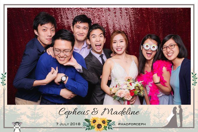 Wedding Photobooth - Cepheus & Madeline by Alan Ng Photography - 006