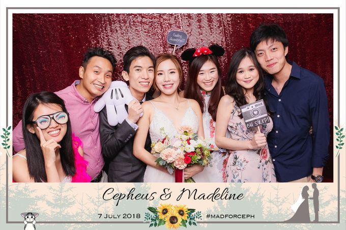 Wedding Photobooth - Cepheus & Madeline by Alan Ng Photography - 007