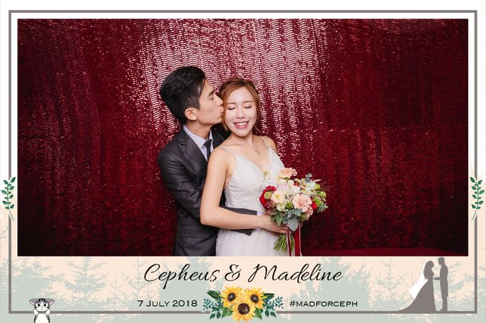 Wedding Photobooth - Cepheus & Madeline by Alan Ng Photography - 008