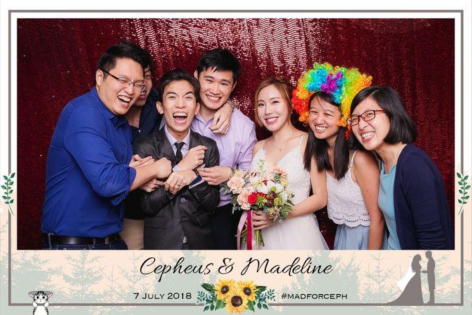 Wedding Photobooth - Cepheus & Madeline by Alan Ng Photography - 009