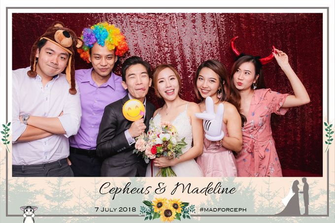 Wedding Photobooth - Cepheus & Madeline by Alan Ng Photography - 010