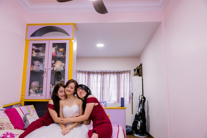 Wedding of Gabriel & Kristie by Alan Ng Photography - 007