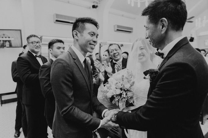 Wedding of Gabriel & Kristie by Alan Ng Photography - 018