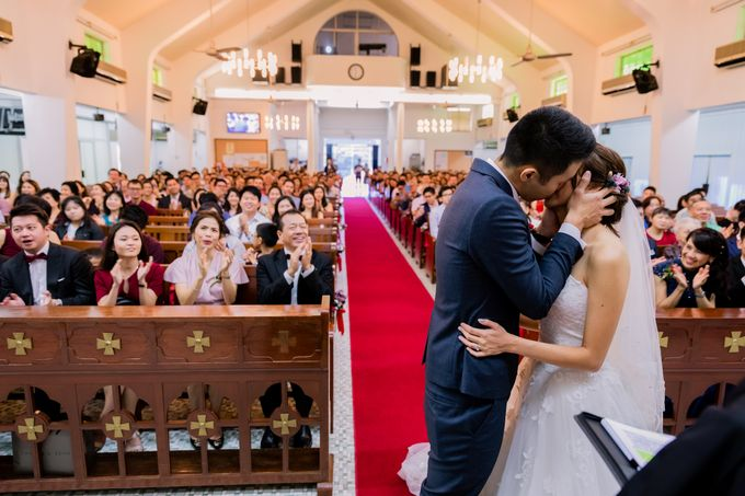 Wedding of Gabriel & Kristie by Alan Ng Photography - 022