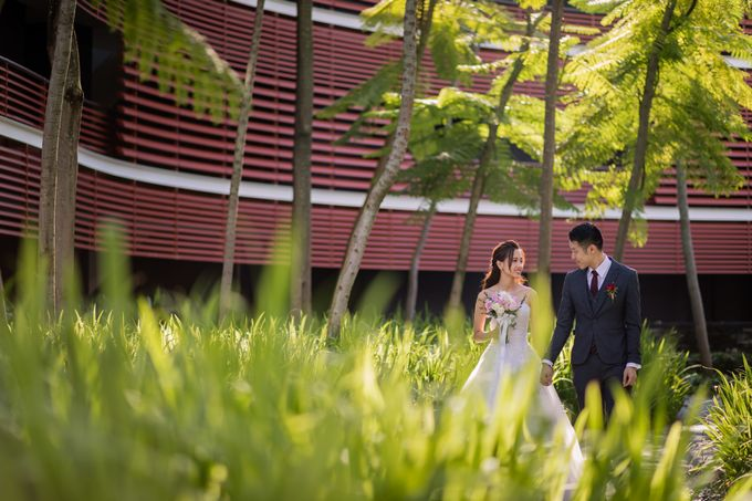 Wedding of Gabriel & Kristie by Alan Ng Photography - 030