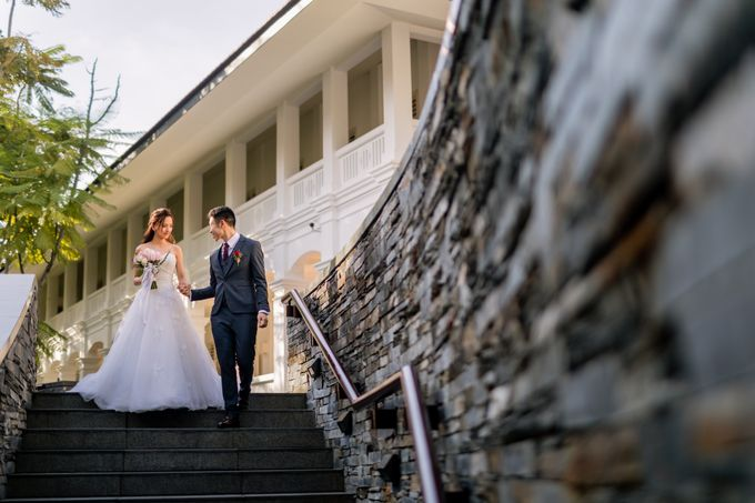 Wedding of Gabriel & Kristie by Alan Ng Photography - 032
