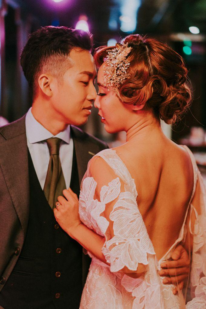 Modern Oriental Pre-Wedding by Makeup Maestro Weddings - 024