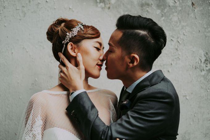 Modern Oriental Pre-Wedding by Makeup Maestro Weddings - 010