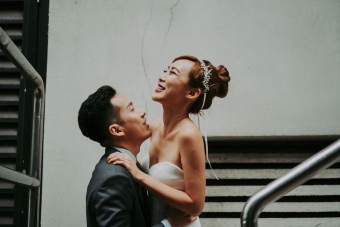 Modern Oriental Pre-Wedding by Makeup Maestro Weddings - 008