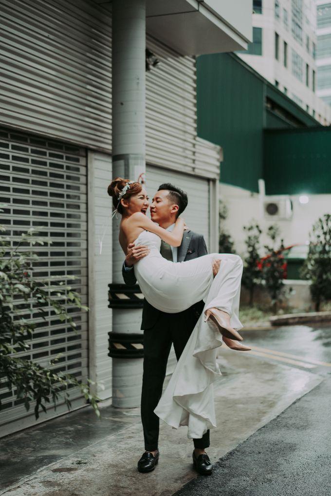 Modern Oriental Pre-Wedding by Makeup Maestro Weddings - 001