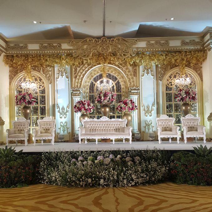 The Wedding Of Ardi & Nyssa by Venus Entertainment - 012