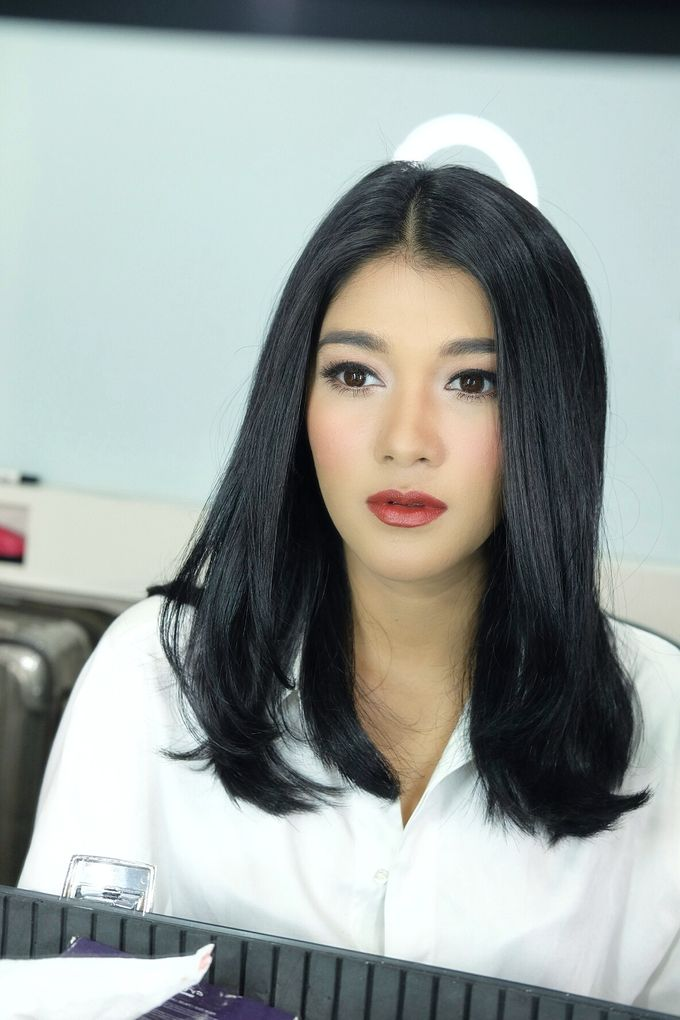 Naysilla Mirdad by Beyond Makeup Indonesia - 002