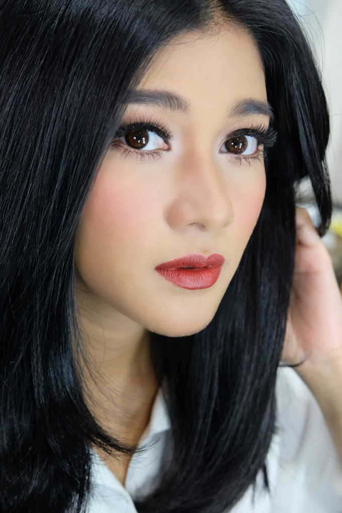 Naysilla Mirdad by Beyond Makeup Indonesia - 004