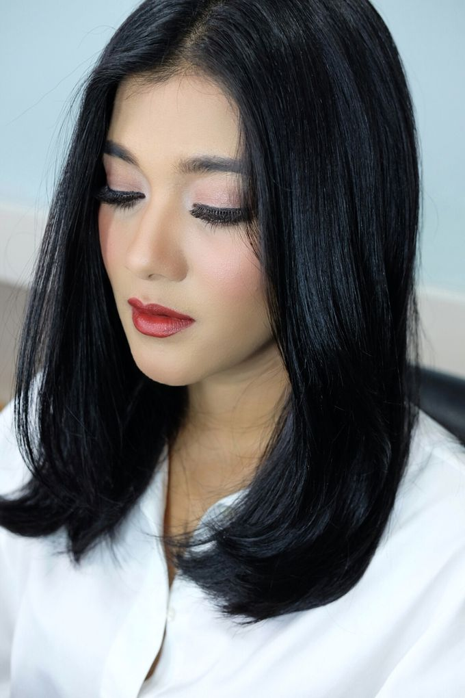 Naysilla Mirdad by Beyond Makeup Indonesia - 001