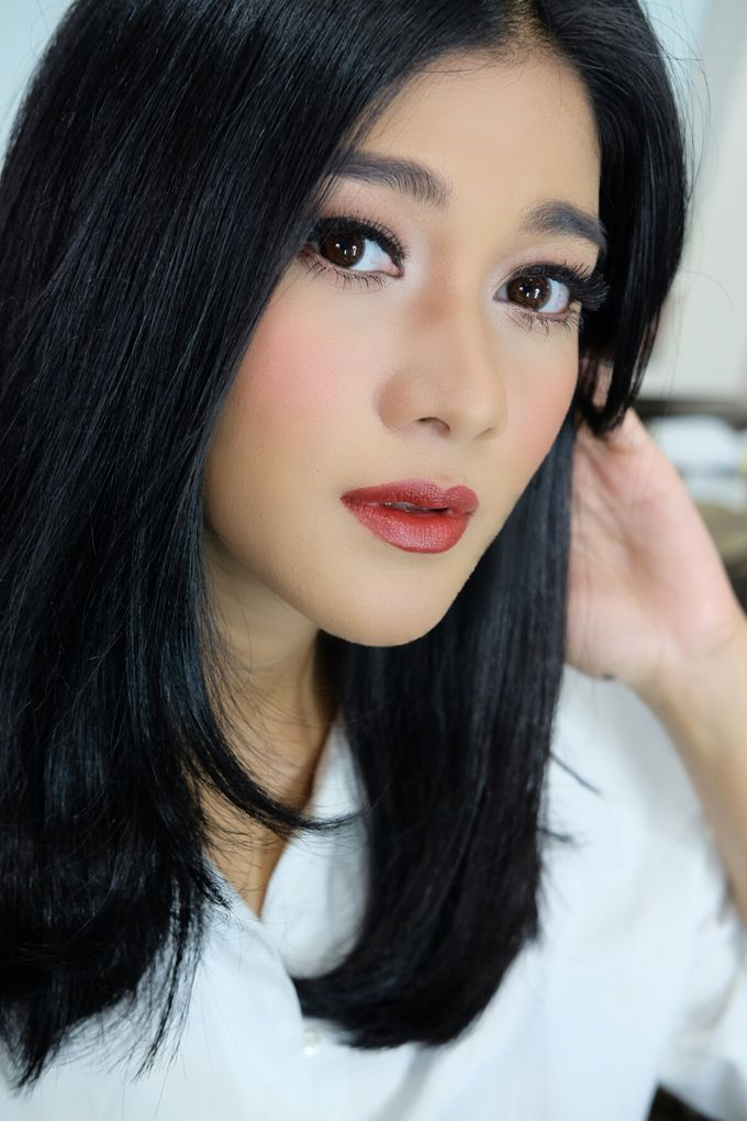 Naysilla Mirdad by Beyond Makeup Indonesia - 006
