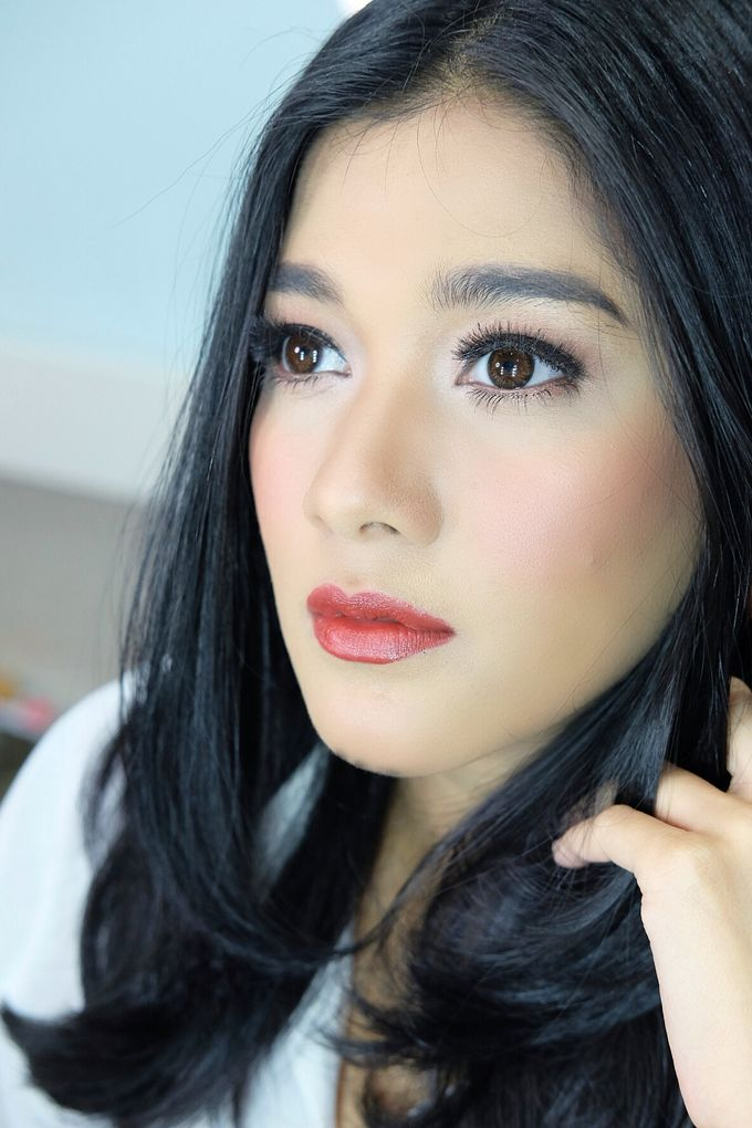 Naysilla Mirdad by Beyond Makeup Indonesia - 003