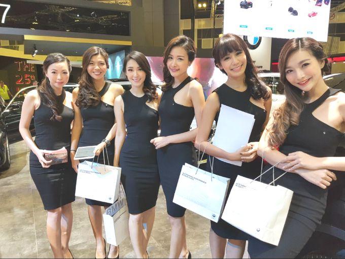 SG Motor Show 2018 by Favor Make Up by Dian Mayasari - 001