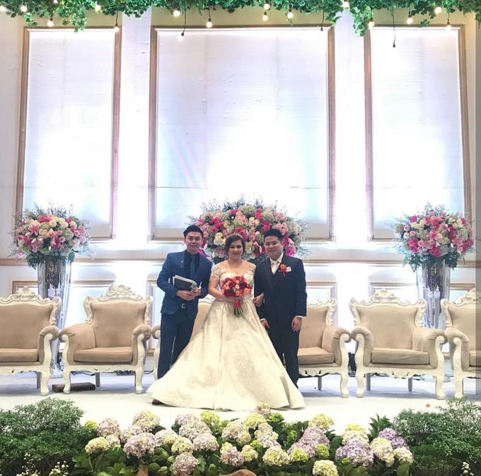The Wedding Of Fedy & Cynthia by Venus Entertainment - 003