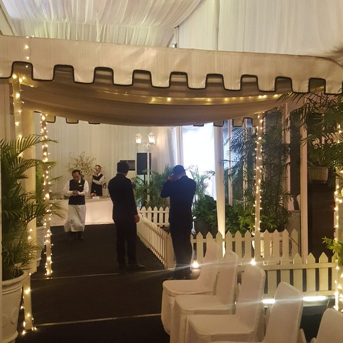 The Wedding Of Daniel & Gracia by Venus Entertainment - 001