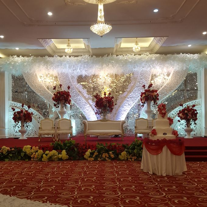 The Wedding Of Edwin & Della by Venus Entertainment - 006