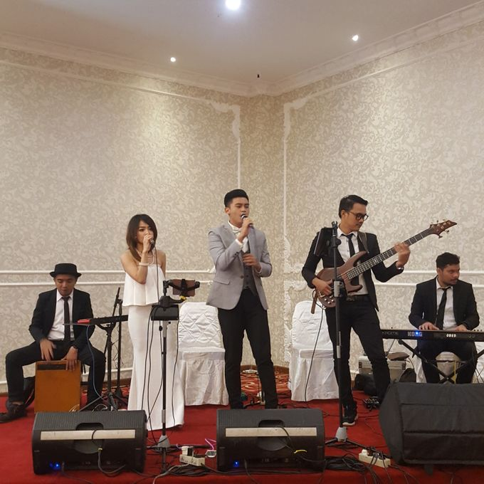 The Wedding Of Edwin & Della by Venus Entertainment - 001