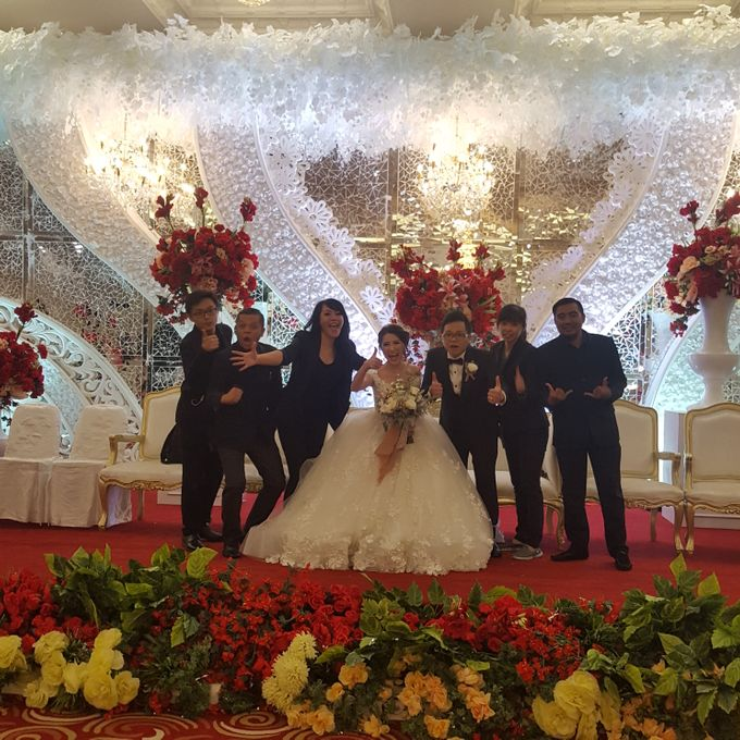 The Wedding Of Edwin & Della by Venus Entertainment - 002