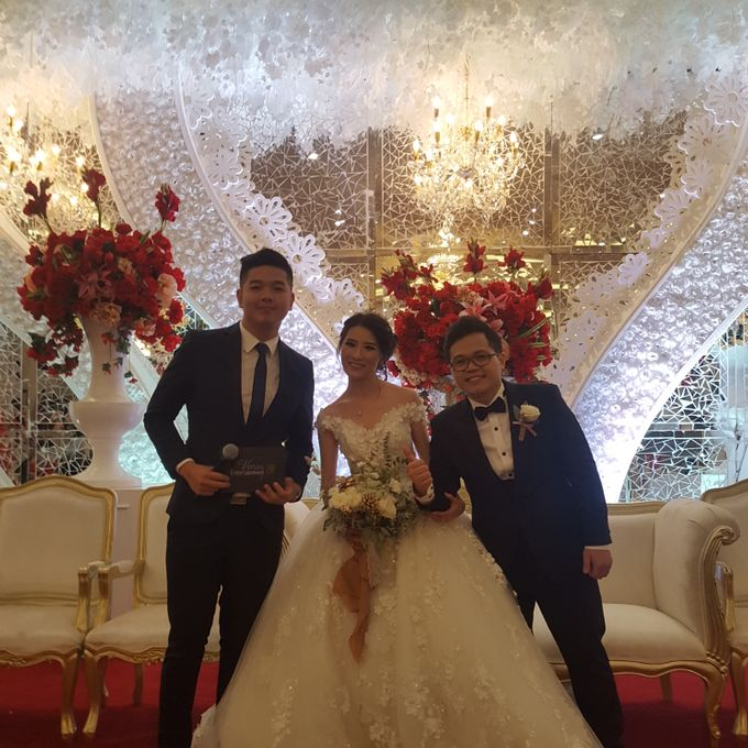 The Wedding Of Edwin & Della by Venus Entertainment - 004