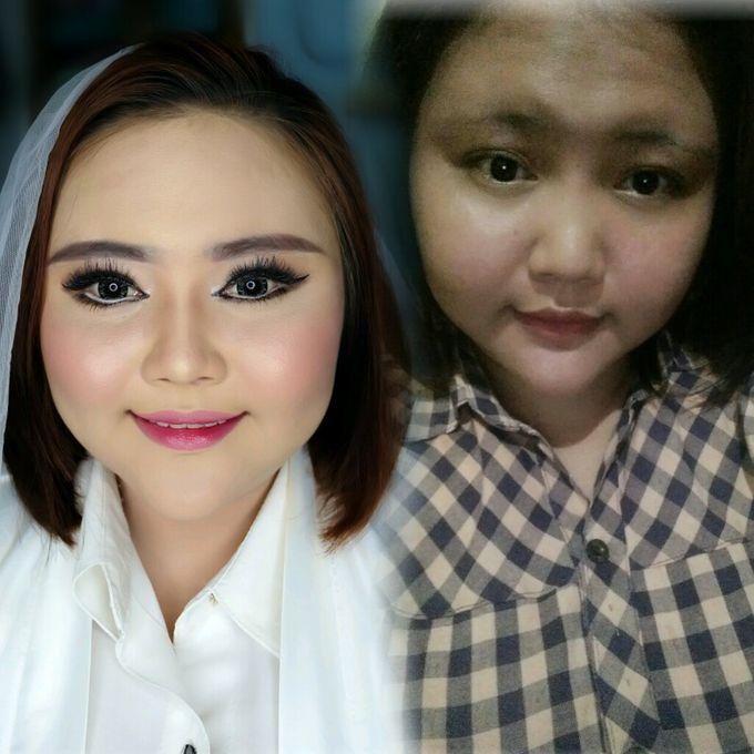 Wedding Makeup Course by VidJei Makeup - 002