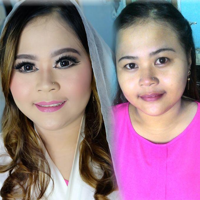Wedding Makeup Course by VidJei Makeup - 004