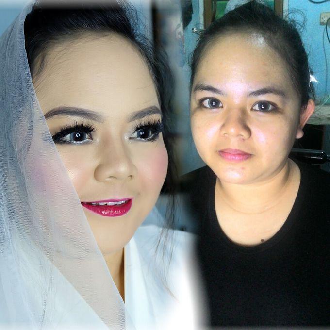 Wedding Makeup Course by VidJei Makeup - 001