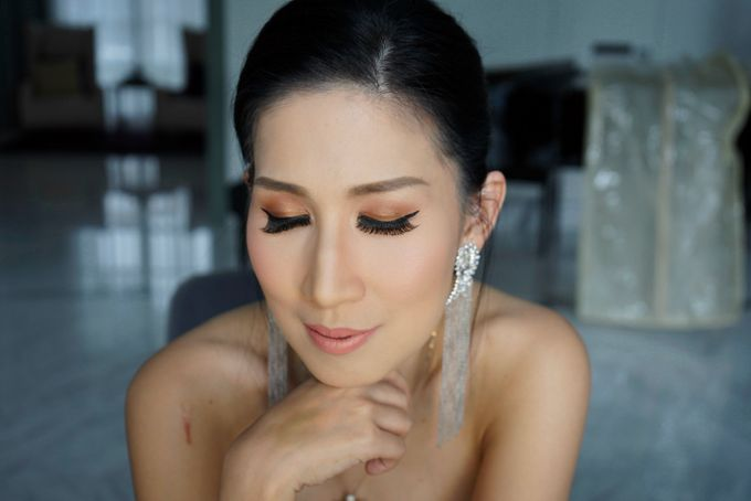 Wedding Makeup Aurbrush By Oscar Danjel by Oscar Daniel - 005