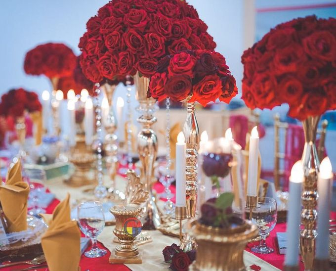 ANGEL LELGA BRIDAL SHOWER DECORATION by FIORE & Co. Decoration - 005