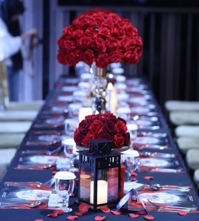 ANGEL LELGA BRIDAL SHOWER DECORATION by FIORE & Co. Decoration - 001