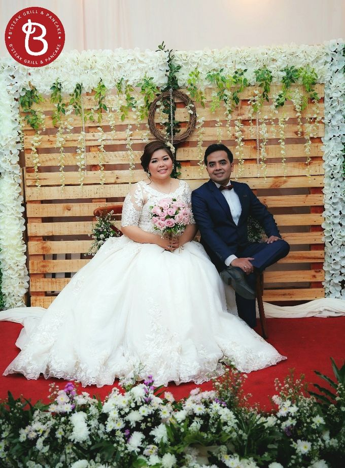 Wedding Mr Agung & Mrs Kho Sin by B'steak Function Hall - 001