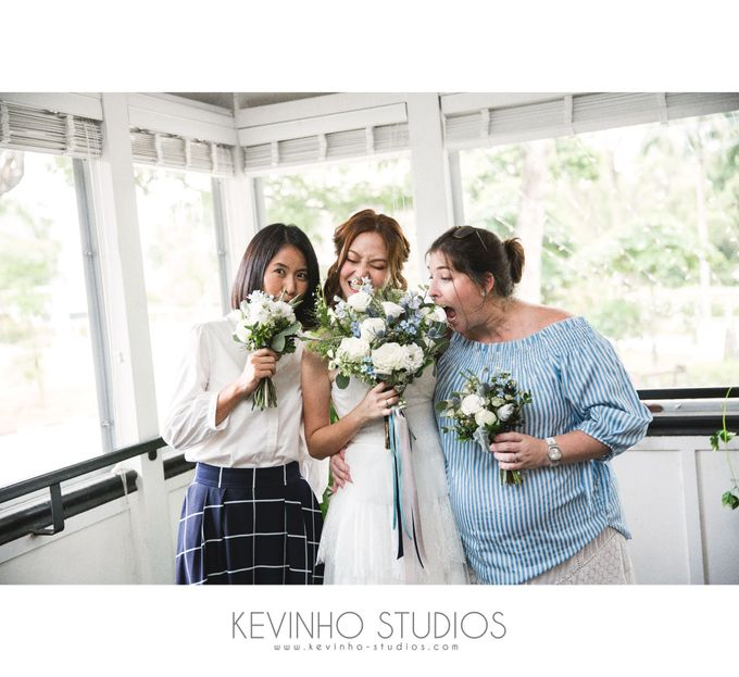 Actual Wedding Day by Kevin Ho Photography - 004