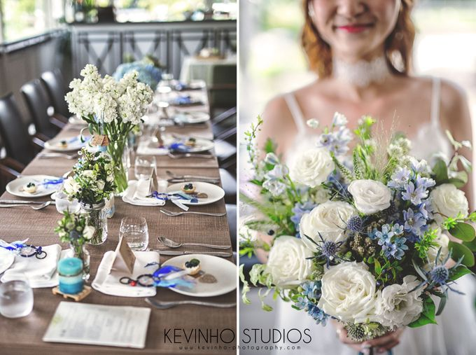 Actual Wedding Day by Kevin Ho Photography - 001