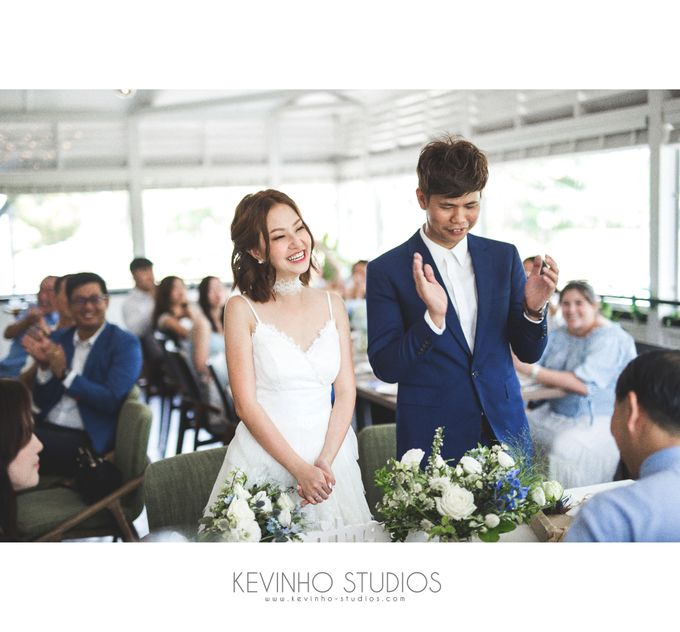 Actual Wedding Day by Kevin Ho Photography - 002