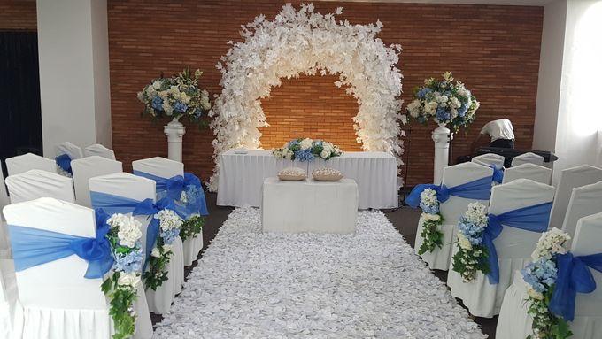 Andy & Novita Wedding by United Grand Hall - 032