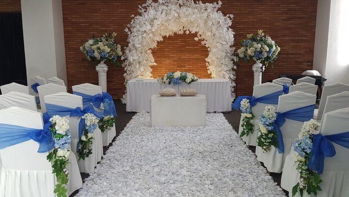 Andy & Novita Wedding by United Grand Hall - 033