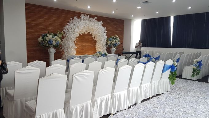 Andy & Novita Wedding by United Grand Hall - 034