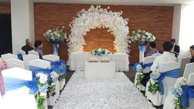 Andy & Novita Wedding by United Grand Hall - 037