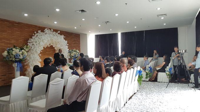 Andy & Novita Wedding by United Grand Hall - 038