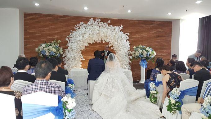 Andy & Novita Wedding by United Grand Hall - 039