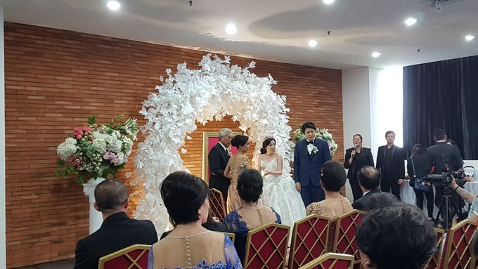 Andy & Novita Wedding by United Grand Hall - 040