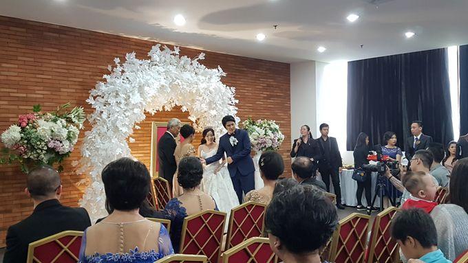 Andy & Novita Wedding by United Grand Hall - 041