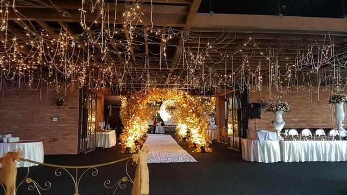 Andy & Novita Wedding by United Grand Hall - 001