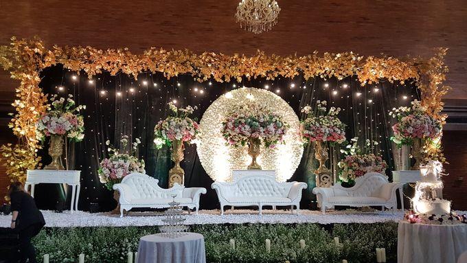 Andy & Novita Wedding by United Grand Hall - 003
