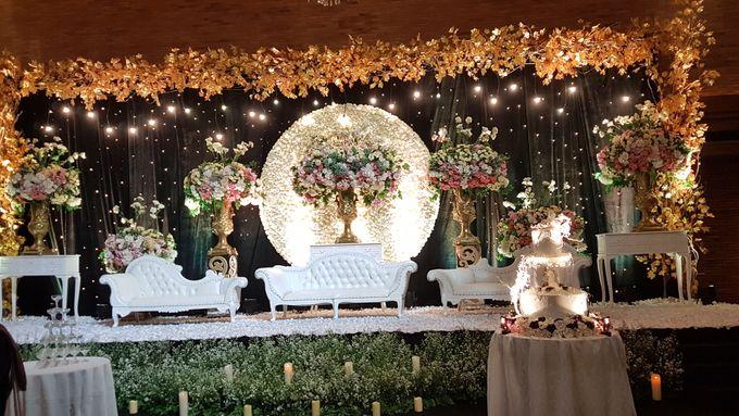Andy & Novita Wedding by United Grand Hall - 004