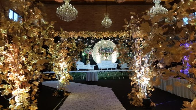 Andy & Novita Wedding by United Grand Hall - 005