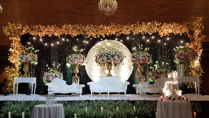 Andy & Novita Wedding by United Grand Hall - 008